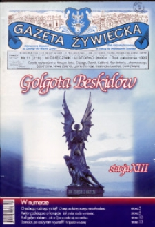 Gazeta Żywiecka, 2006, nr 11 (219)