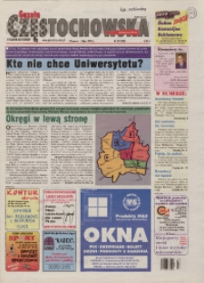 Gazeta Częstochowska, 2002, nr 25 (555)