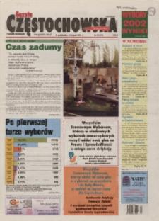 Gazeta Częstochowska, 2002, nr 43 (573)