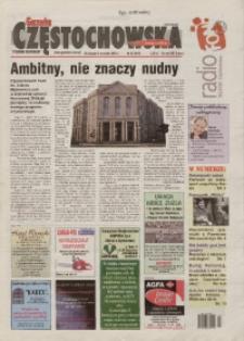 Gazeta Częstochowska, 2003, nr 35 (614)