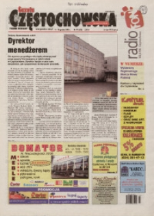 Gazeta Częstochowska, 2003, nr 49 (628)