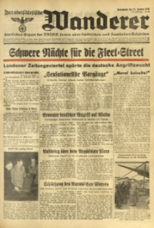 Der Oberschlesische Wanderer, 1941, Jg. 113, Nr. 24