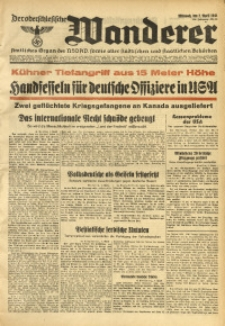 Der Oberschlesische Wanderer, 1941, Jg. 114, Nr. 91