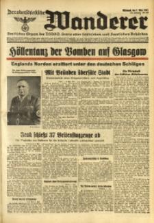 Der Oberschlesische Wanderer, 1941, Jg. 114, Nr. 124