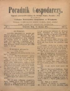 Poradnik Gospodarczy, 1871, R. 1, No 2