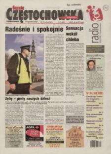 Gazeta Częstochowska, 2004, nr 15 (645)