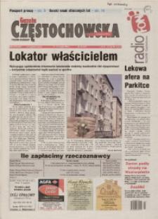 Gazeta Częstochowska, 2004, nr 33 (663)