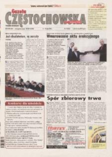 Gazeta Częstochowska, 2008, nr 19 (853)