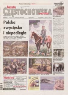 Gazeta Częstochowska, 2008, nr 32/33 (866/867)