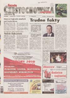 Gazeta Częstochowska, 2010, nr 45 (984)