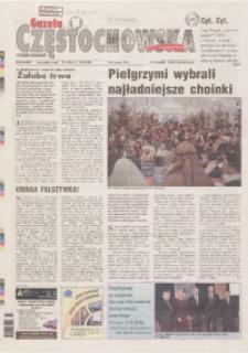 Gazeta Częstochowska, 2011, nr 1/2 (992/993)