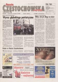Gazeta Częstochowska, 2011, nr 3/4 (994/995)