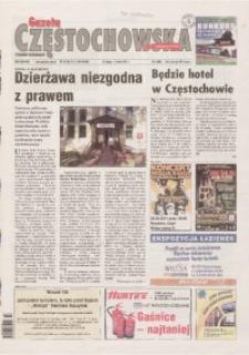 Gazeta Częstochowska, 2011, nr 8 (999)