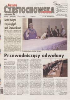 Gazeta Częstochowska, 2011, nr 11 (1002)