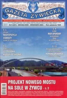 Gazeta Żywiecka, 2008, nr 9 (241)