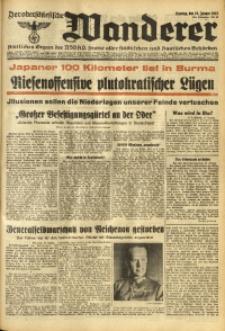 Der Oberschlesische Wanderer, 1942, Jg. 114, Nr. 17