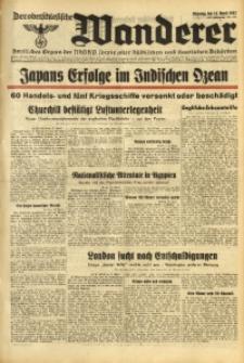 Der Oberschlesische Wanderer, 1942, Jg. 115, Nr. 101