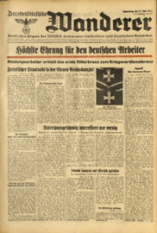 Der Oberschlesische Wanderer, 1942, Jg. 115, Nr. 137