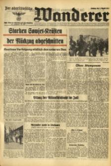 Der Oberschlesische Wanderer, 1942, Jg. 115, Nr. 208
