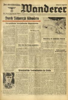 Der Oberschlesische Wanderer, 1942, Jg. 115, Nr. 213