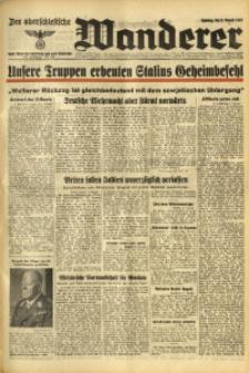 Der Oberschlesische Wanderer, 1942, Jg. 115, Nr. 215