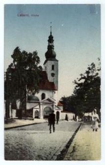 Laband, Kirche