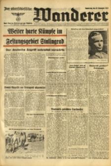 Der Oberschlesische Wanderer, 1942, Jg. 115, Nr. 247