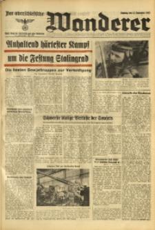Der Oberschlesische Wanderer, 1942, Jg. 115, Nr. 250