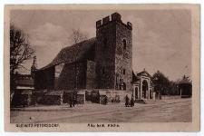 Gleiwitz-Petersdorf. Alte kath. Kirche