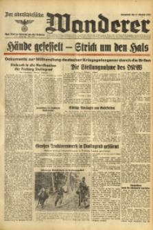 Der Oberschlesische Wanderer, 1942, Jg. 115, Nr. 284