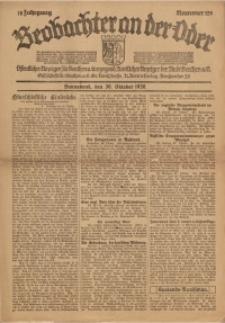 Beobachter an der Oder, 1920, Jg. 78, Nr. 129
