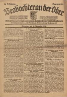 Beobachter an der Oder, 1920, Jg. 78, Nr. 136