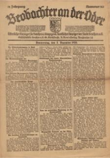 Beobachter an der Oder, 1920, Jg. 78, Nr. 143