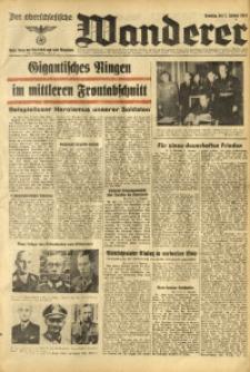 Der Oberschlesische Wanderer, 1943, Jg. 116, Nr. 3