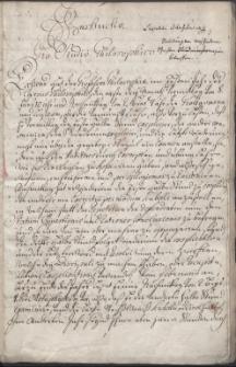 Sammlung von verschiedenen Schriften die Studienreformation betreffend
