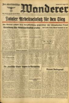 Der Oberschlesische Wanderer, 1943, Jg. 116, Nr. 29