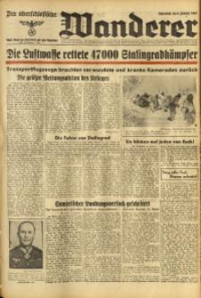 Der Oberschlesische Wanderer, 1943, Jg. 116, Nr. 37