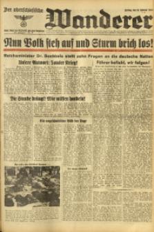 Der Oberschlesische Wanderer, 1943, Jg. 116, Nr. 50