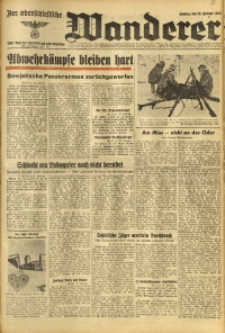 Der Oberschlesische Wanderer, 1943, Jg. 116, Nr. 59
