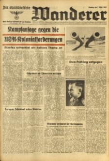 Der Oberschlesische Wanderer, 1943, Jg. 116, Nr. 66