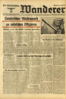 Der Oberschlesische Wanderer, 1943, Jg. 116, Nr. 104