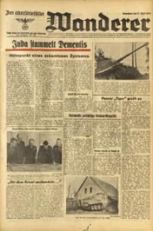 Der Oberschlesische Wanderer, 1943, Jg. 116, Nr. 107