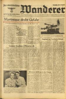Der Oberschlesische Wanderer, 1943, Jg. 116, Nr. 130