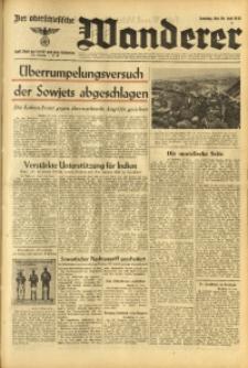 Der Oberschlesische Wanderer, 1943, Jg. 116, Nr. 167