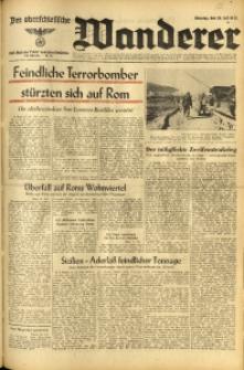 Der Oberschlesische Wanderer, 1943, Jg. 116, Nr. 197