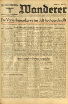 Der Oberschlesische Wanderer, 1943, Jg. 116, Nr. 210