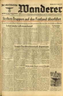 Der Oberschlesische Wanderer, 1943, Jg. 116, Nr. 226