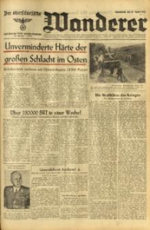 Der Oberschlesische Wanderer, 1943, Jg. 116, Nr. 229