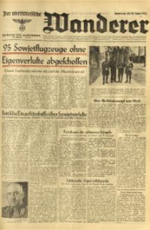 Der Oberschlesische Wanderer, 1943, Jg. 116, Nr. 234