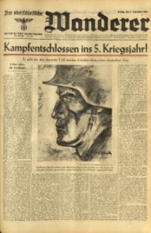 Der Oberschlesische Wanderer, 1943, Jg. 116, Nr. 242